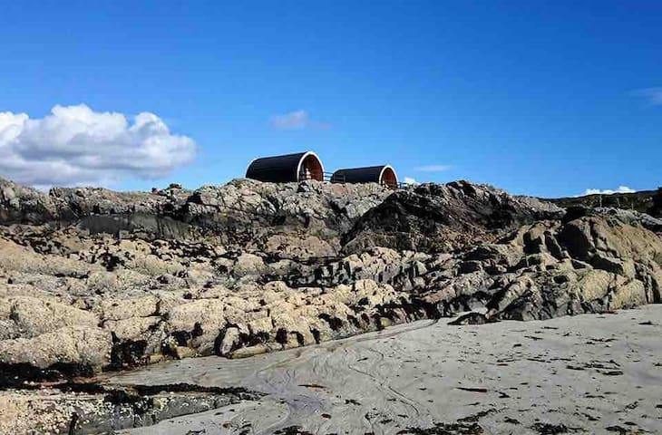 Tigh na mara glamping pod  Eilean Eige