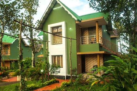 Green Height Villa Munnar - Idukki - Villa