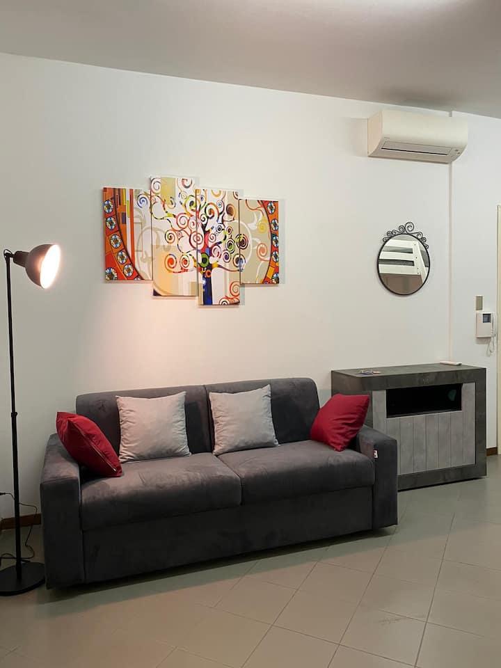 MAVI'S HOME - LOFT DESIGN