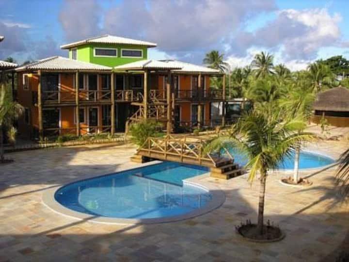 Itacimirim Beach / Litoral norte da Bahia APT 101