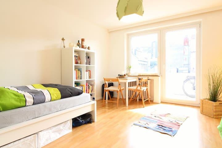 Cozy apartment right in the center of Dusseldorf