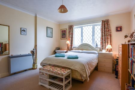 Countryside retreat with parking - Hassocks - Apartment