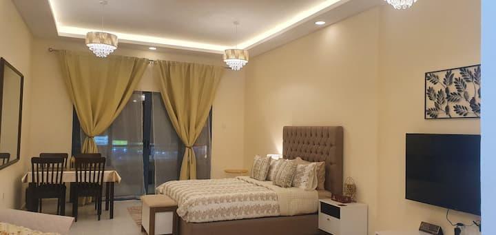 Beautifully Renovated Studio in the Heart of Ajman