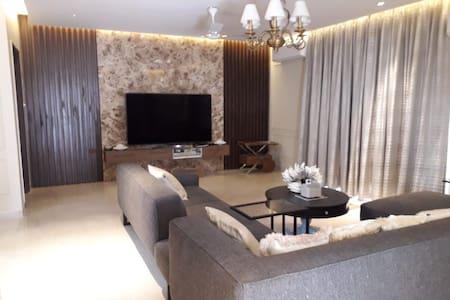 Newly Well furnished villa in Tellapur, Hyderabad.