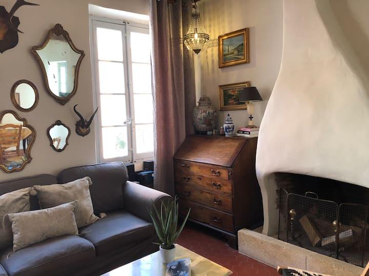 Charming Village House in La Garde Freinet,Grimaud