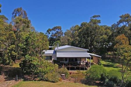 Avoca Farm Chalet