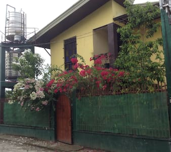 Ron and Fire's Place Single Room - Tacloban City - Appartement