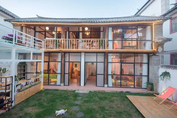 大理古城 洱海-海边房独立5居室