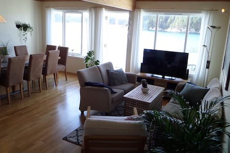 Summerhouse with panoramic ocean view - Austevoll - 度假屋