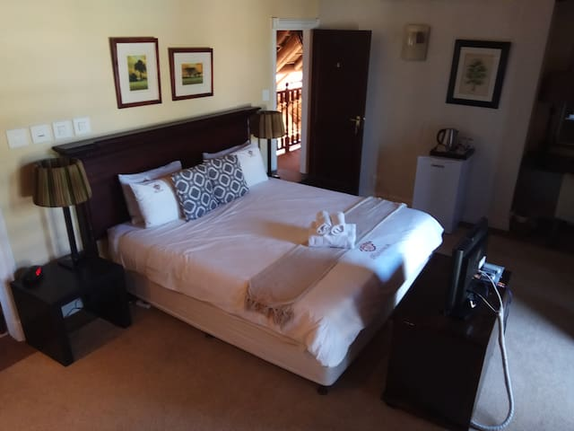 Ridgemor Villa - Double Room