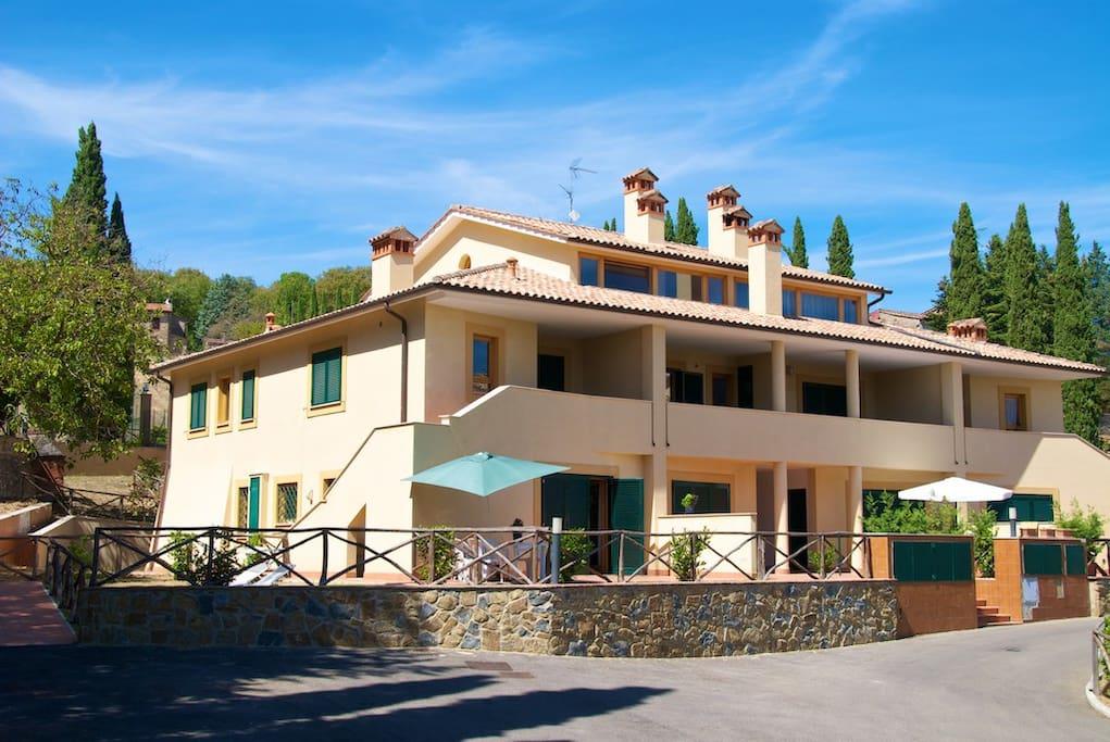 Our house - Vepri Residence A1