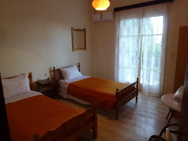 Tsaki Corfu Apartment 100 metres from the sea