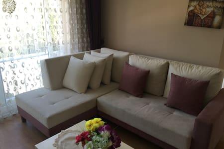D&R Luxury, 1+1 Apartment, Pool, Sauna, 100 m sea - Bahtılı Köyü Köyü - Appartement