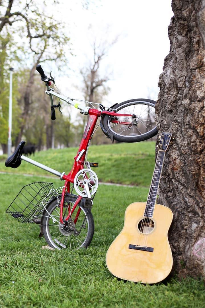 Jan - der singende Radtourenleiter
