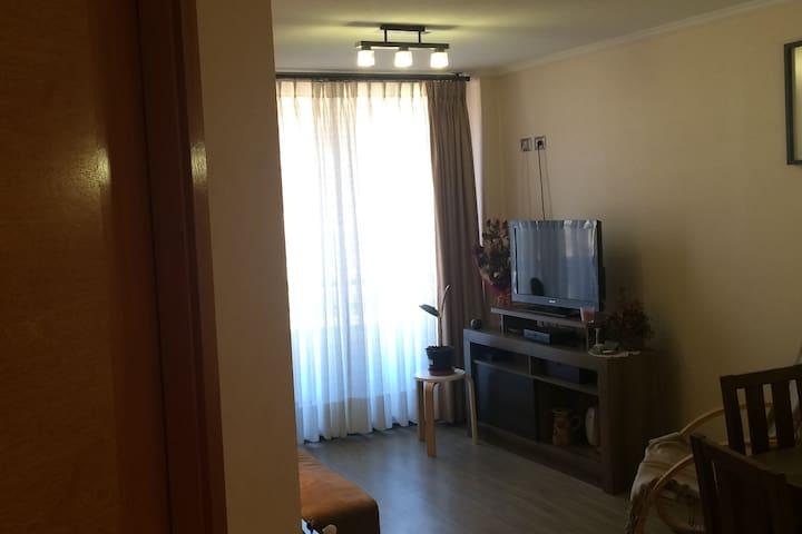 Confortable Habitación en Departamento
