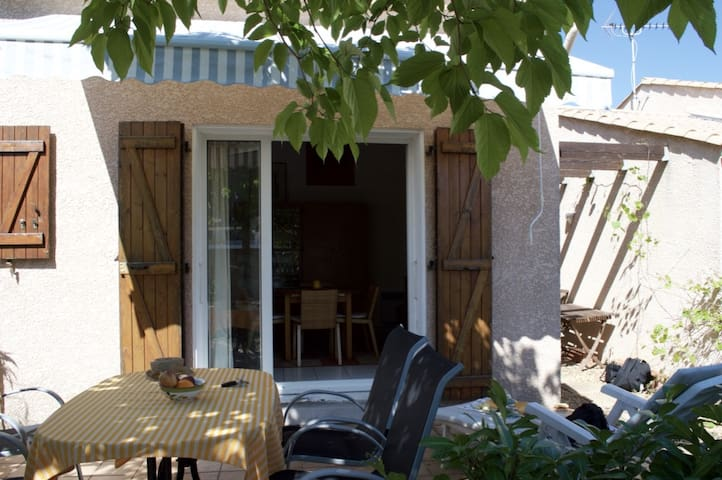 Terrasse/Entrance