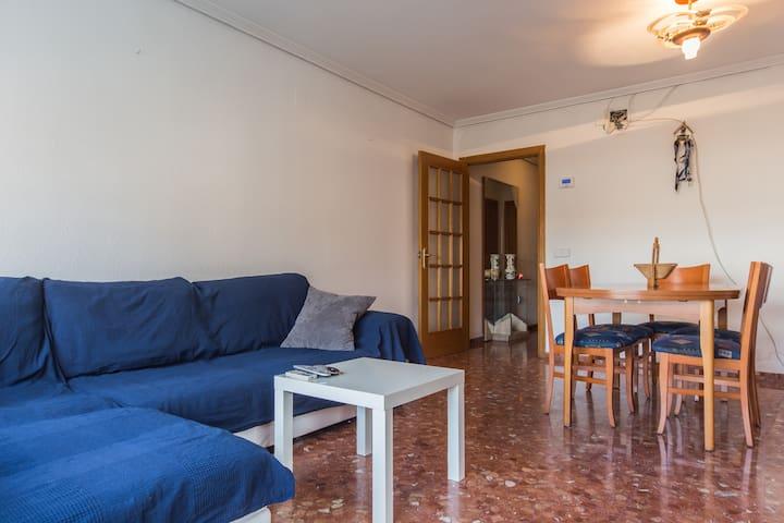 Habitaciones cerca de la playa - Valencia - Aamiaismajoitus