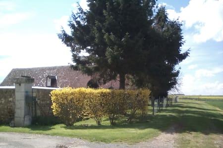 Gite LES CHAMPS PICARD - House