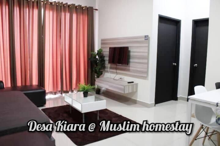 KIARA Muslim Stay2 (6pax)@ Riverview at Kota Bharu