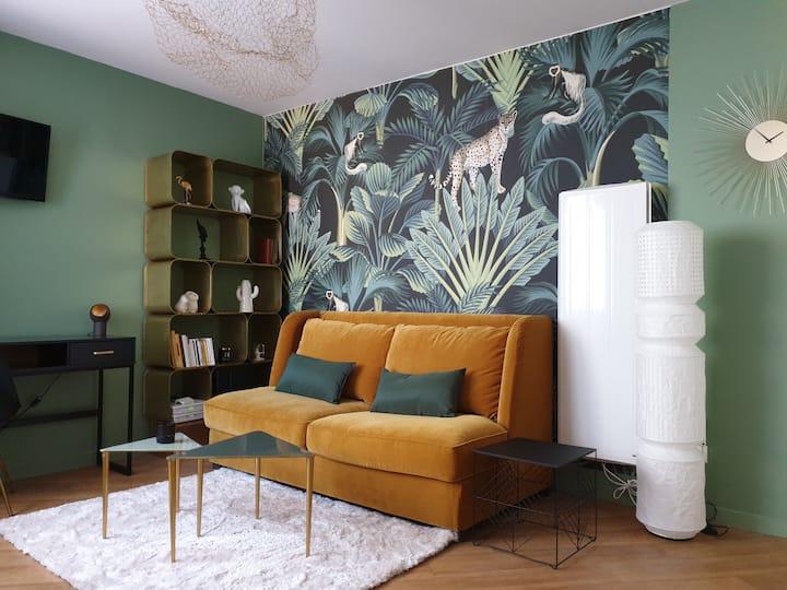 Appartement cosy, proche du centre de Lille