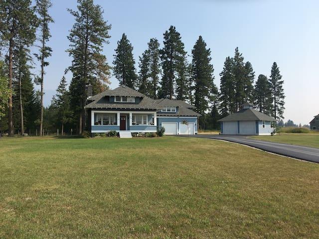 Montana Country Retreat