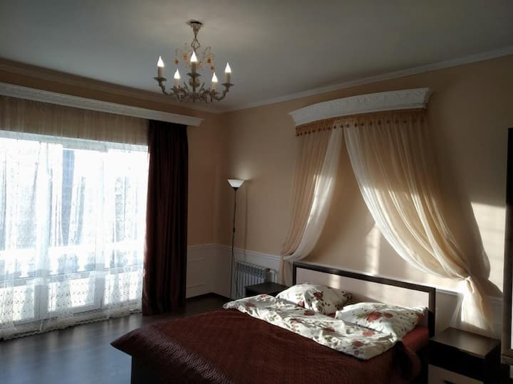 Guest House with superb hall