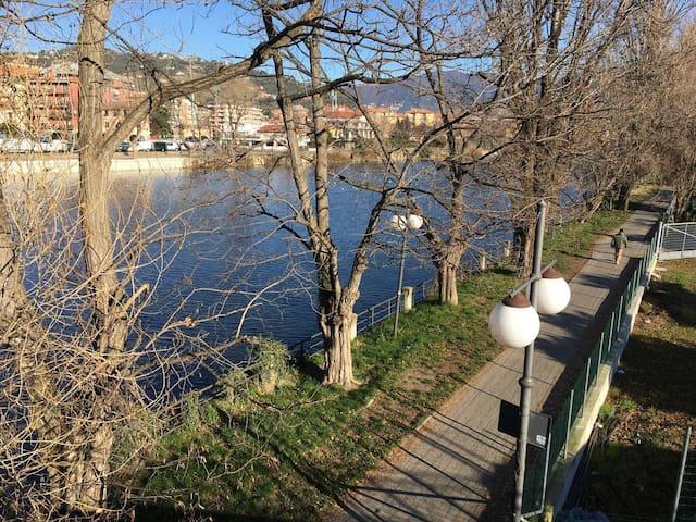 Oasi Entella River 8 km walking or Bicycles
