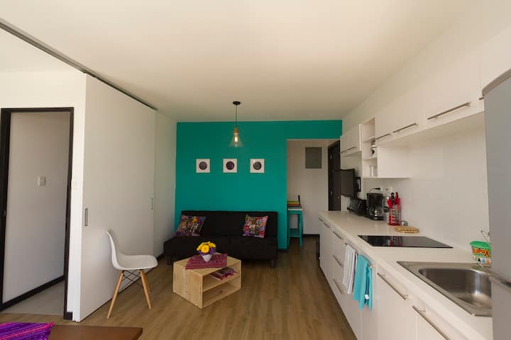 Beautiful  apartment in zone 4, Guatemala City