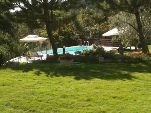 Incredible Country House in Sannio Shire