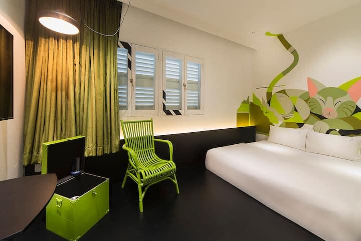 XY Hotel Bugis - 106 Junior Suite SINGAPURA CAT