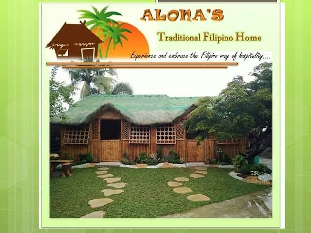 AB#TRADITIONAL FILIPINO HOME B&B  near 100 ISLANDS - Alaminos City - 家庭式旅館