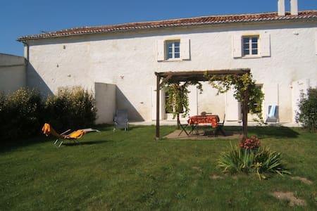 Domaine de Chez Brandon - Saint-Sulpice-de-Cognac - Ház