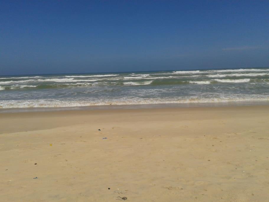 Océan atlantique Mboro entre Dakar et Saint-Louis