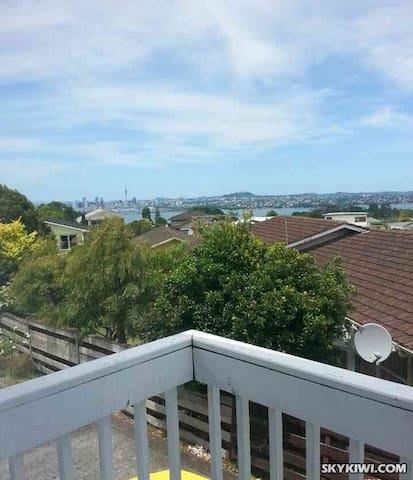 奧克蘭北岸1單人房交通便捷 - Auckland - Bed & Breakfast