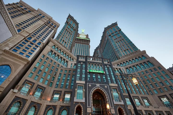 3 bedrooms apartment for Umrah travellers