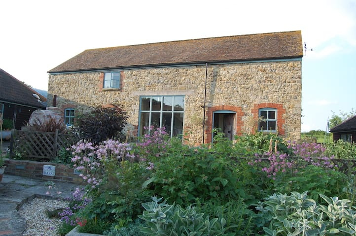 Luxury country Barn conversion near Yeovil - Yeovil - Bed & Breakfast