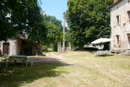 Maison de la ferme de l'Enclos - Vernet-la-Varenne