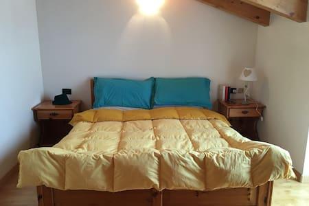 Appartamento Nuovo con Mansarda - Croviana