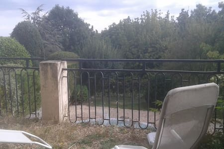 Beau duplex avec terrasse vue Lyon - La Mulatière