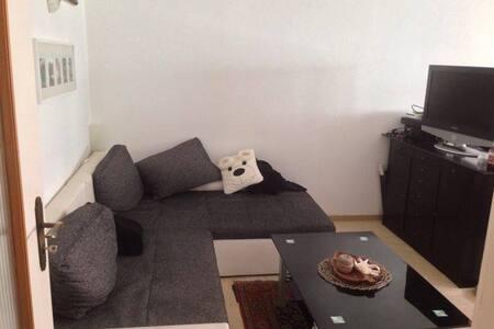 Altstadtwohnung nähe Residenz, sauber und ruhig. - Apartment