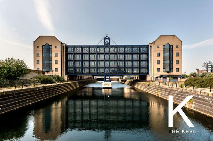 Double Bedroom Waterfront Apartment - Liverpool - Apartament