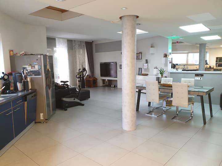 Schöne grosse Wohnung in Linnich