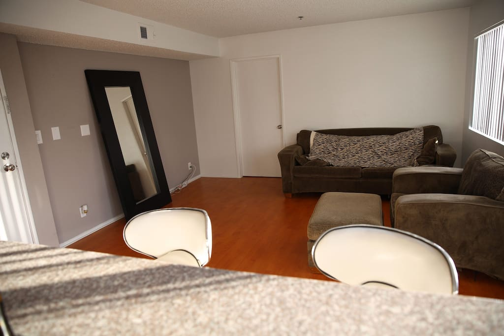 Picture of the Living Room Area