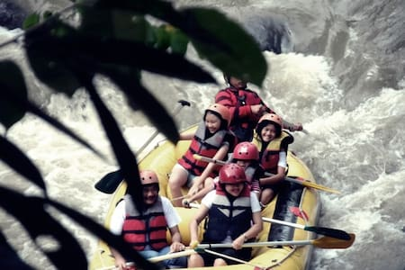 Blitar Eco River Camp and Rafting - Blitar - Tent