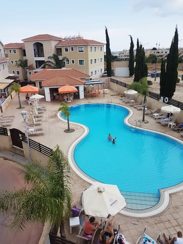 Splendid 2 bedroom apartment, Kyklades, Protaras