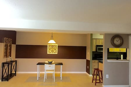 Garden style apartment in the City - Silver Spring - Wohnung