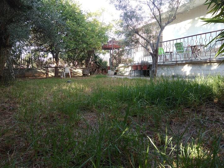Schinias Granpa's House