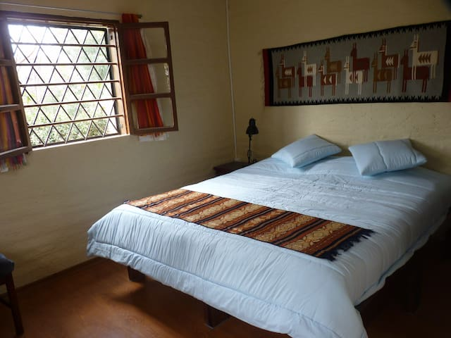Cozy cottage in central Otavalo