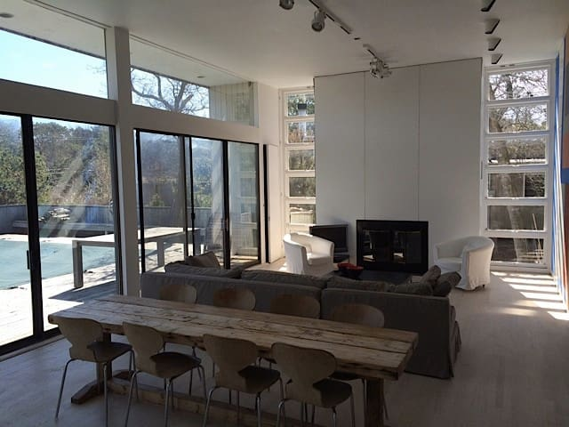 Gorgeous modern house in Fire Island Pines! - Sayville - Appartement