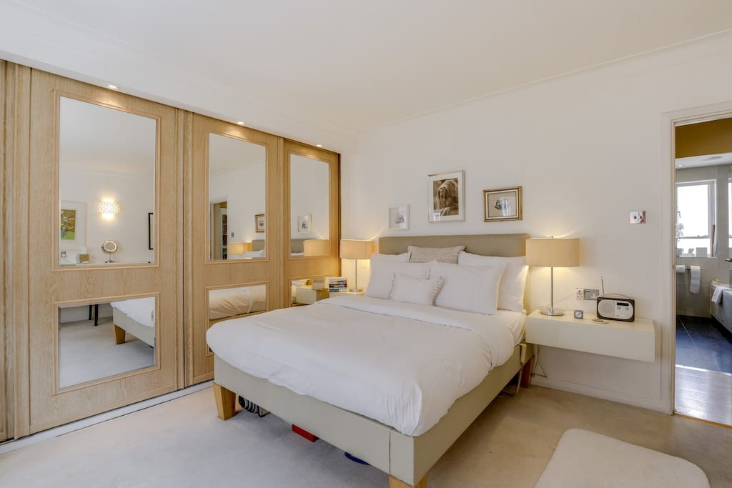 My gorgeous property has everything you need; 2 spacious bedrooms...